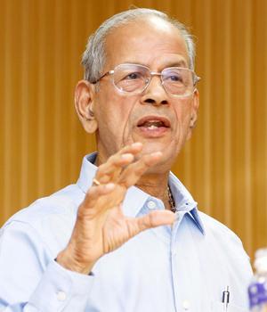 Dr. E. Sreedharan